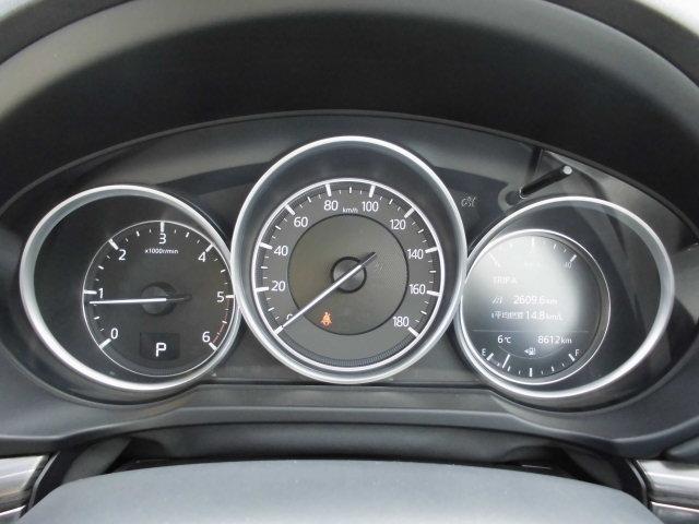 大きく見やすいスピードメーター視線の移動も少なく安全運転をサポートします☆
