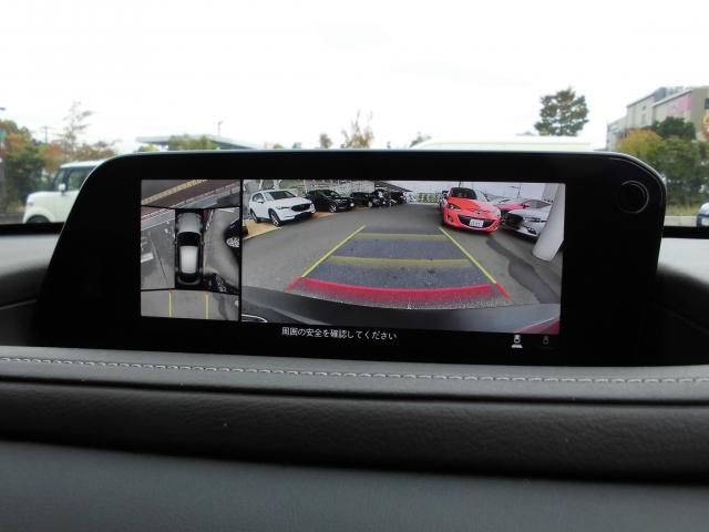 360度モニター付きバックカメラ付きです。狭い駐車場でも楽にバックが出来ますので奥様も大喜び!