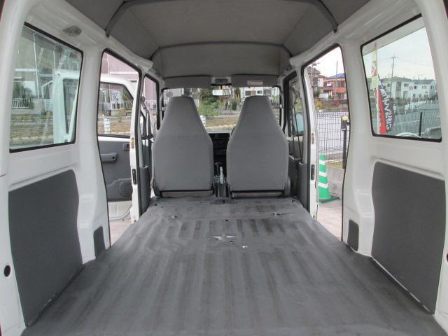 日産 クリッパーバン DX ハイルーフ 両側スライドドア タイミングベルト交換済
