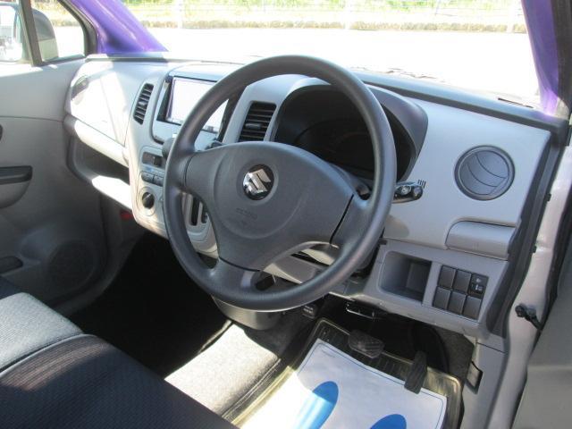 スズキ ワゴンR FX ナビTV ETC エアロ アルミ付 Tチェーン車