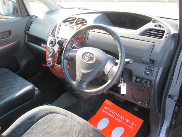 G 4WD 福祉車両 助手席電動回転シート HDDナビETC(4枚目)
