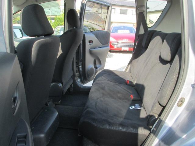G 4WD 福祉車両 助手席電動回転シート HDDナビETC(8枚目)