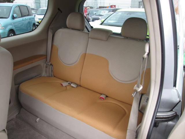 150r ウェルキャブ車 サイドスライドアップ脱着式シート(10枚目)