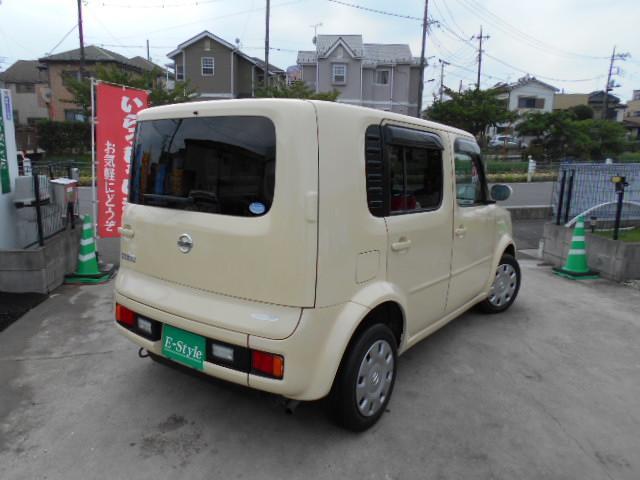 「日産」「キューブ」「ミニバン・ワンボックス」「埼玉県」の中古車3