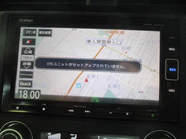 セダン ギャザズナビTV・ホンダセンシング(6枚目)