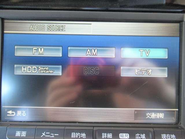 L ETC 純正HDDナビ バックカメラ(10枚目)