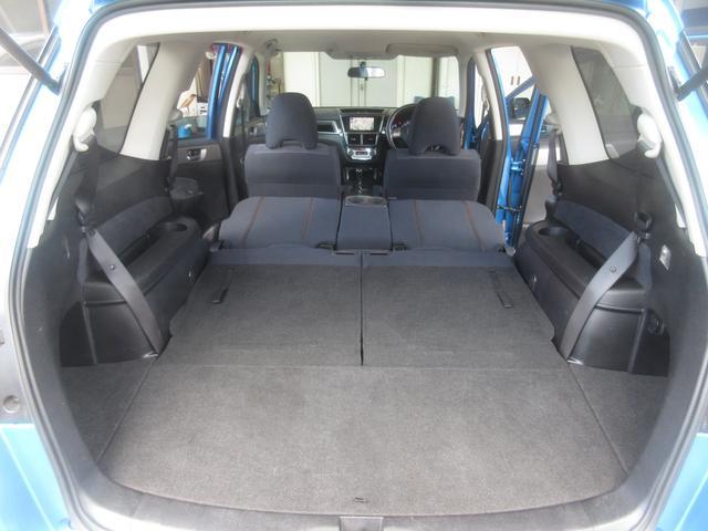 2.0i-S 4WD 整備記録簿 禁煙車 SDナビ 地デジTV DVDビデオ Bluetoothオーディオ 音楽CD録音 バックカメラ ETC デュアルエアコン MTモード キセノンライト フォグ 純正アルミホイル(19枚目)