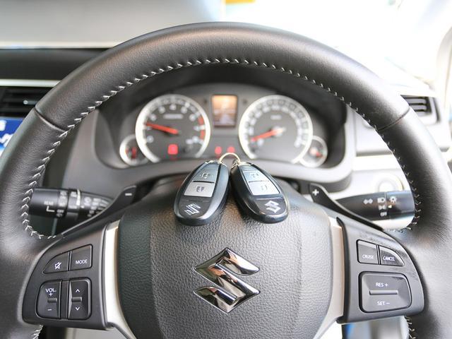 スズキ スイフト RS ポリマー加工済 新車保証付 クルーズコントロール