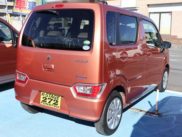 ハイブリッドFX 新車保証付き 走行11566キロ(3枚目)