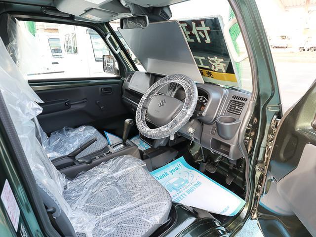 L 届出済未使用車 セーフティサポート ハイルーフ 3速オートマ ABS デュアルエアバッグ ハイビームアシスト オートライト 新車保証付き・5年10万Km ポリマー施工済み(14枚目)