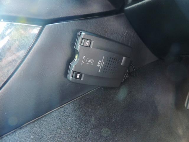 トヨタ アリスト S300ベルテックスエディション 純正ナビ 新品20AW
