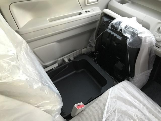 スズキ ワゴンR FA 届出済未使用車 キーレス 盗難防止機能 ベンチシート
