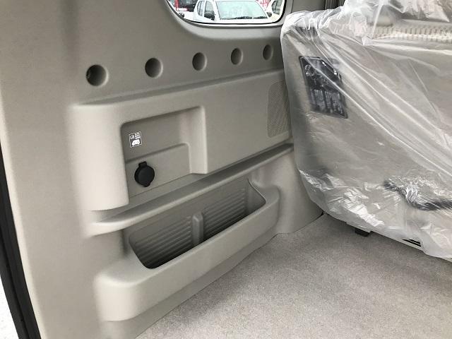 スズキ エブリイワゴン PZターボ 届出済未使用車 スマートキー 片側パワースライド