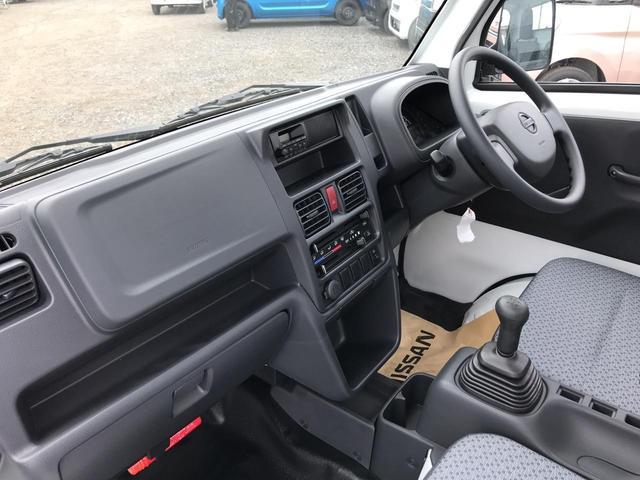 DX 届出済未使用車 MT エアコンクーラー(11枚目)
