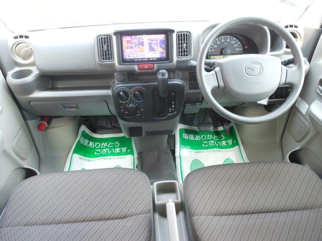 PC 4WD・衝突被害軽減ブレーキ・ナビ・TV・CD・USB・ETC・キーレス・ワンオーナー・ABS・レーダーブレーキ・フロントパワーウィンドウ(25枚目)