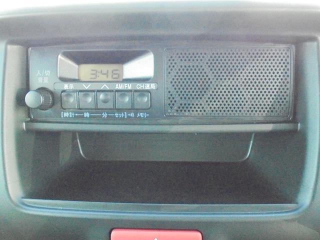 PC 3型 キーレスエントリー AM/FMラジオ(16枚目)