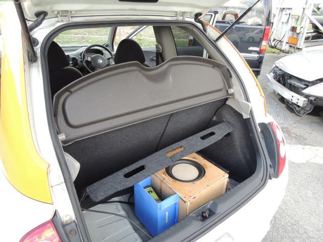 「日産」「マーチ」「コンパクトカー」「埼玉県」の中古車26