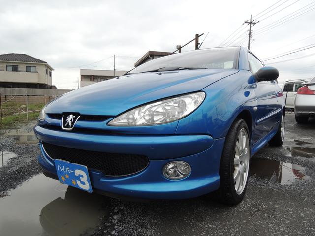 「プジョー」「206」「オープンカー」「埼玉県」の中古車13