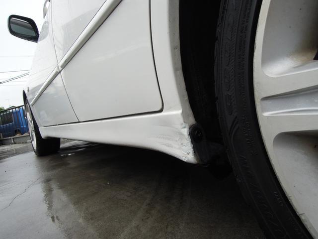 AS200 Zエディション キーレス スペアキー ETC 純正アルミ タイミングベルト交換 格納ミラー動作確認済 4速オートマ HID(11枚目)
