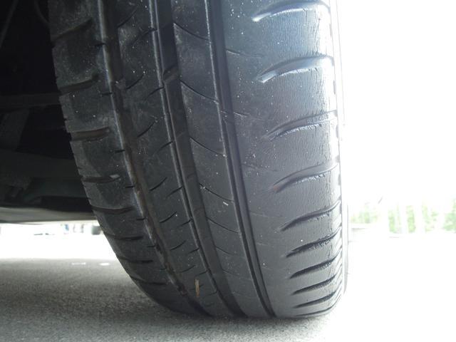 タイヤは5分山になります!