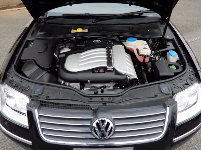 フォルクスワーゲン VW パサート V5  DVDナビ ETC アルミ キーレス 後期型