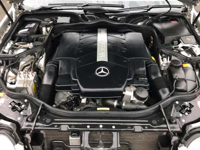 メルセデス・ベンツ M・ベンツ E500 アバンギャルド スポーツパッケージ 黒革 Sル-フ