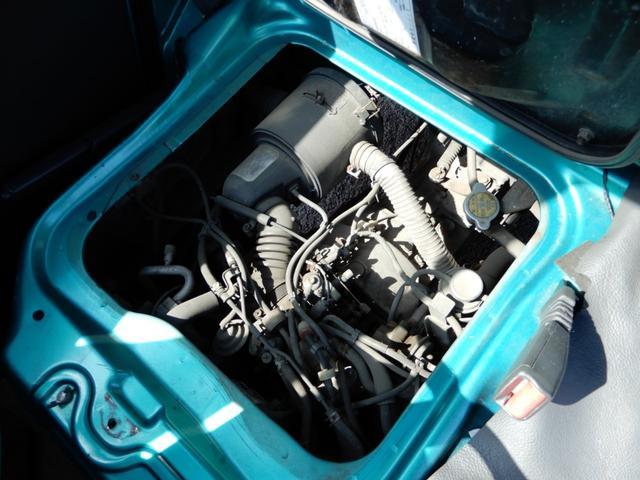 ダイハツ ミゼットII Rタイプ 4速MT クーラー フルノーマル