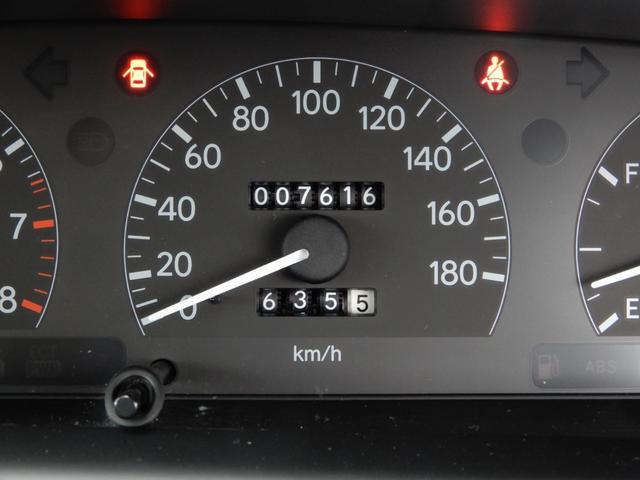 トヨタ クラウン ロイヤルツーリング 5速AT 実走7500キロ 前期型