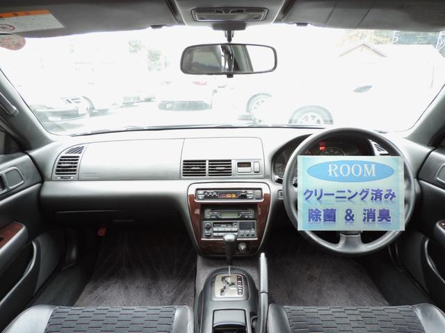 SiR VTECエンジン ノーマル 黒半革 ワンオ-ナ-(2枚目)