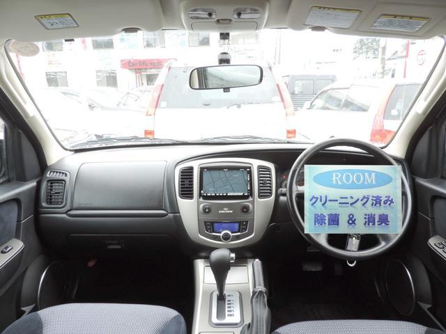 XLT 丸目4灯 中期型 DVDナビ 純正アルミ(2枚目)