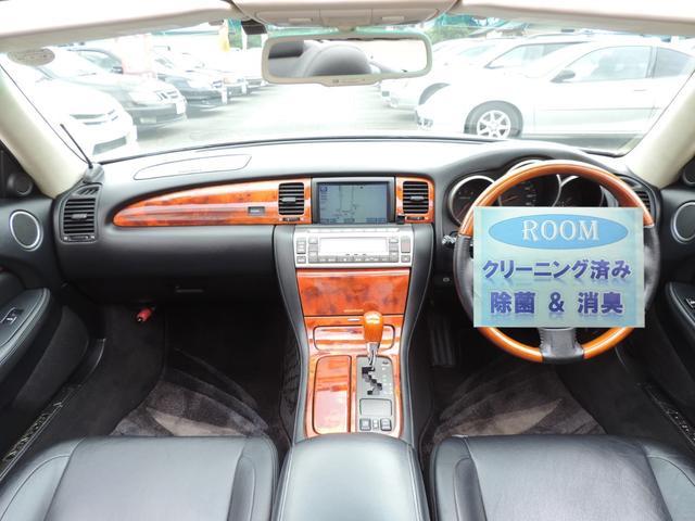 430SCV 電動オープン DVDナビ SC430仕様 黒革(2枚目)