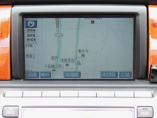 430SCV 電動オープン DVDナビ SC430仕様 黒革(3枚目)