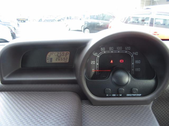 トヨタ スペイド Xスマートエントリー