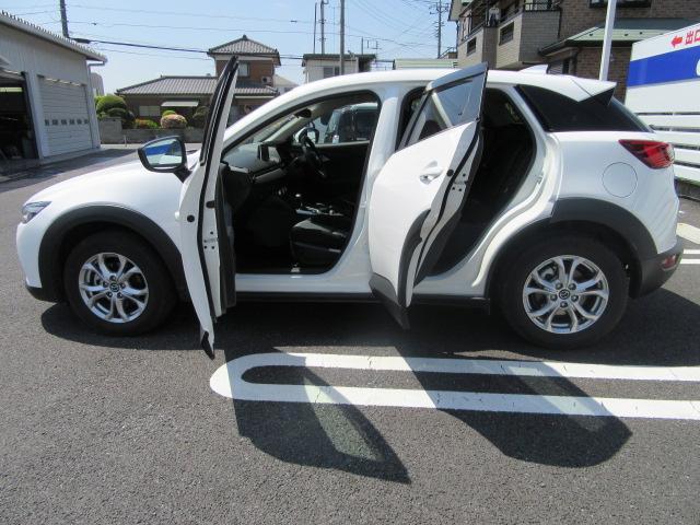 マツダ CX-3 XD ID車両・純正ナビ・保証書付