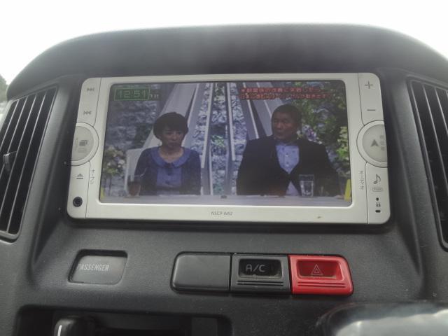 トヨタ ライトエーストラック DXナビTV走行中OK ETC 三方開 ハンズフリー