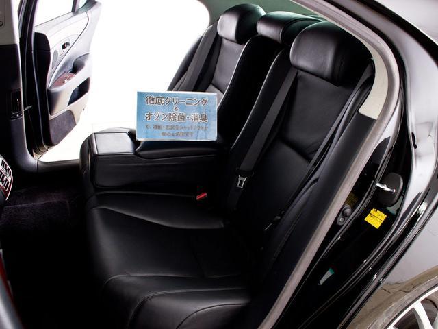 レクサス LS LS460 IーPKG 黒革 HDD 21カールソンAW