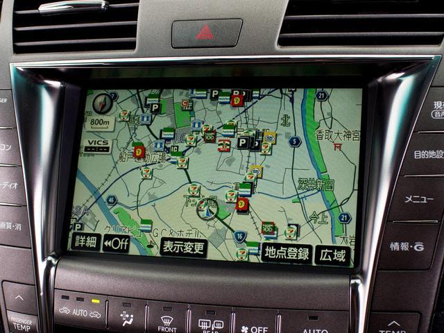 レクサス LS 600h VerS-I 黒革 サンルーフ コンビハン HDD