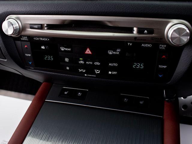 レクサス GS 350 Fスポーツ サンルーフ レッドレザー LED HDD