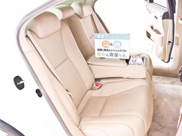 レクサス LS 460VerU スピンドル リアエンタ- マクレビ 本革SR