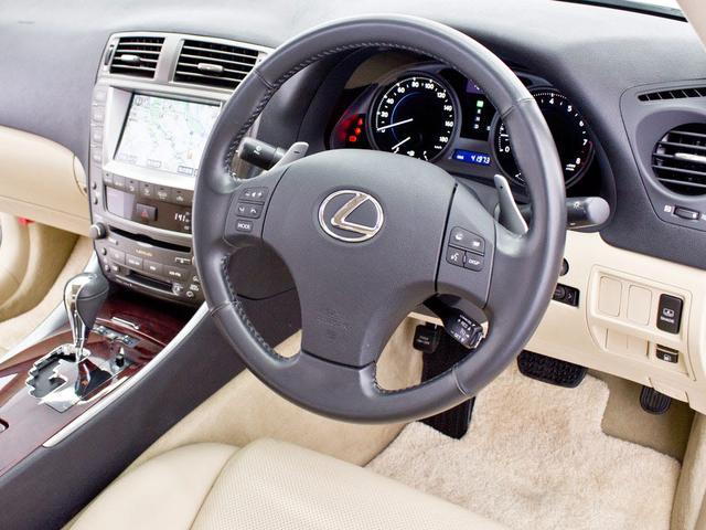 レクサス IS 250 VerL スピンドルLOOK 本革 新品20AW