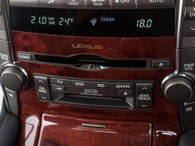 レクサス LS LS600h Iパッケージ サンルーフ マクレビ 黒革