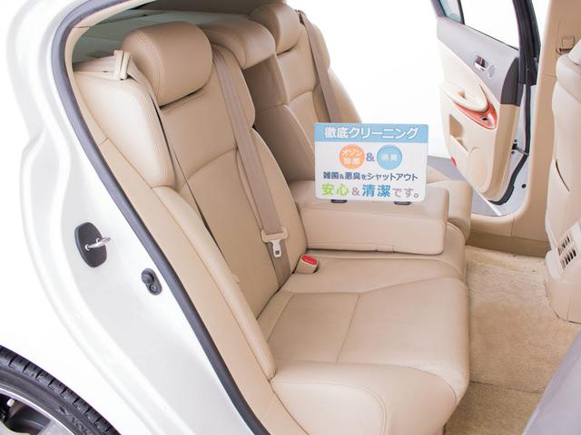 レクサス GS 350 禁煙 サンルーフ 本革エアシート フルエアロ HDD