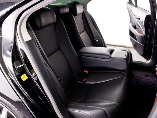 レクサス LS 460バージョンS-I フルエアロ カールソン21AW 黒革