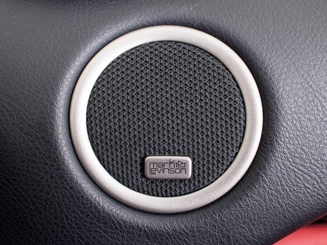 レクサス SC SC430 マークレビンソン メタルトップ 赤革