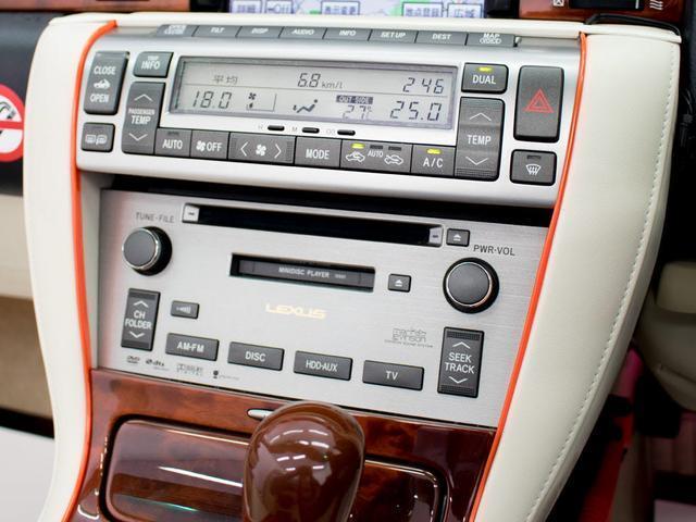 SC430 後期 白本革 HDD マークレビンソン(15枚目)