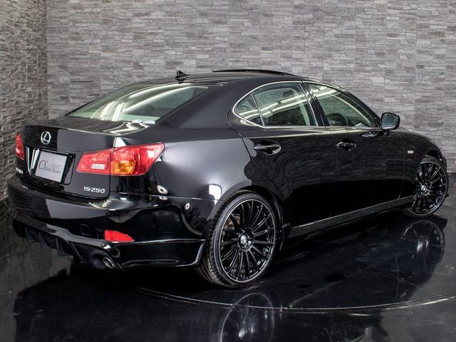 250バージョンS スピンドル 黒革 SR新品20AWタイヤ(15枚目)
