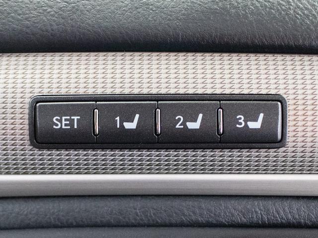 LS460 Fスポーツ 白革 エアシート シートヒーター マークレビンソン HDDマルチ 地デジ DVD再生  プリクラッシュ レーダークルーズ BSM クリアランスソナー パワートランク ETCver2.0(17枚目)