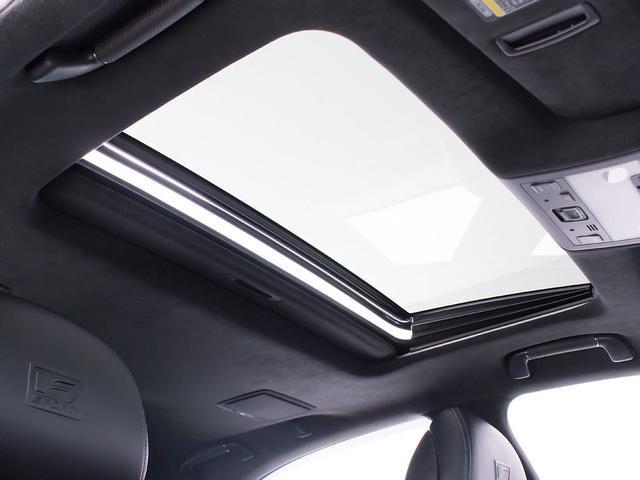 LS460 Fスポーツ サンルーフ 禁煙 フルエアロ パワートランク 黒本革シート 19インチ専用アルミ クリアランスソナー HDDワイドマルチナビ エアシート シートヒーター 電動シート シートメモリー(3枚目)