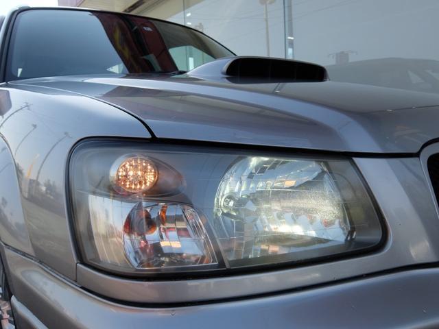 スバル フォレスター STiバージョン4WD 6速MT STI18アルミ マフラー