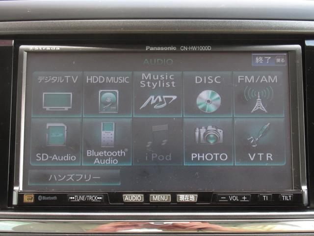 2.0i-L 4WD ガラスル-フ スマ-トキ- HDDナビ(14枚目)